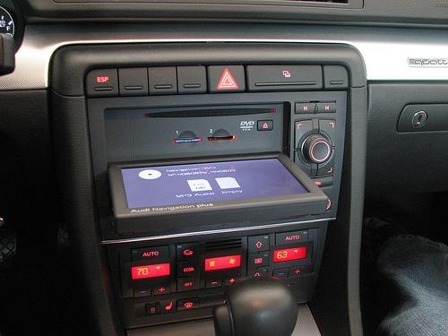 Audi Navigation Plus RNS-E 2019 Lietuvos ir Europos